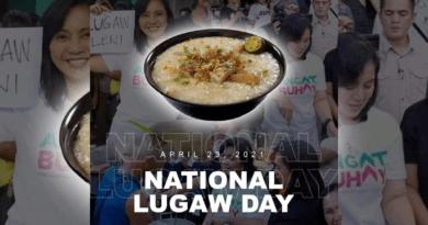 National Lugaw Day
