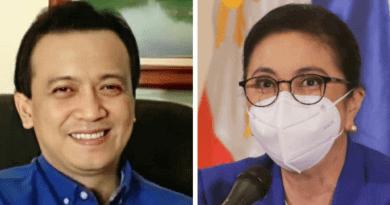 VP Robredo Dating Senador Trillanes