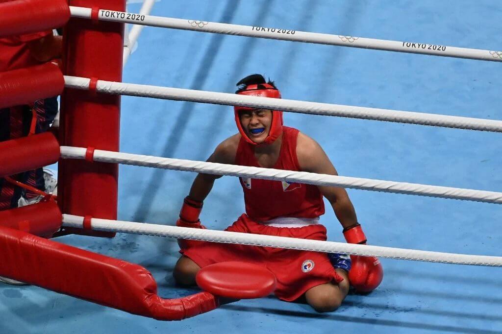 Nesthy Petecio lalaban para sa gintong medalya